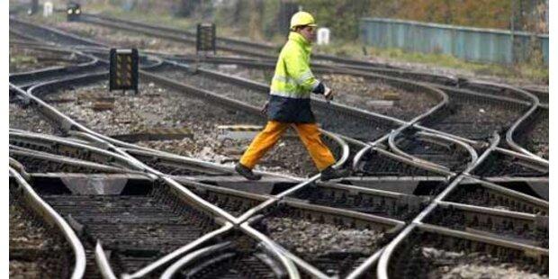 Frankreichs Eisenbahner setzen Streik fort