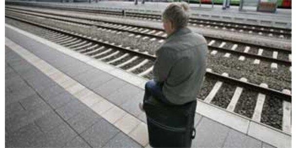 Deutscher Bahn-Streik beendet-ÖBB kaum betroffen