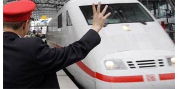Streiks bei Deutscher Bahn vorerst abgewendet