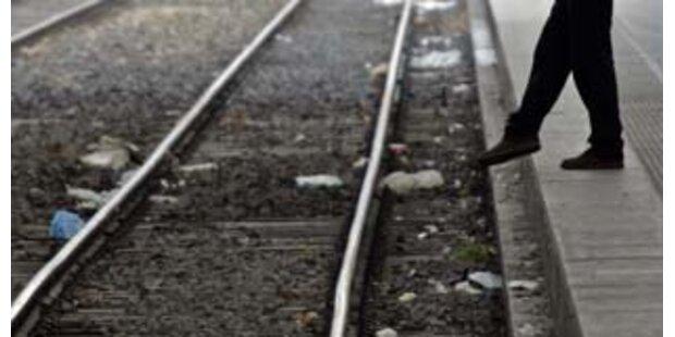 Fußgängerin von Zug getötet