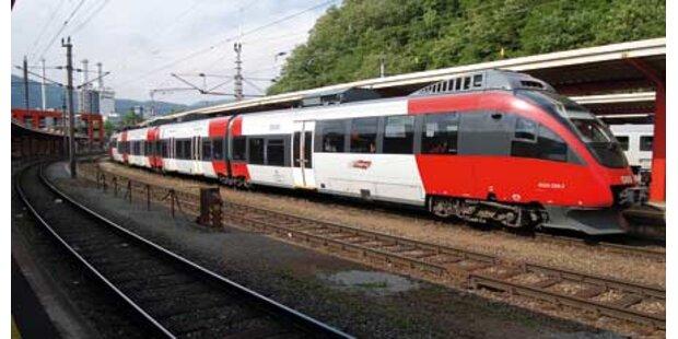 Burschen prügelten Passagier halb tot