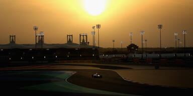 Zweites F1-Bahrain-Rennen auf veränderter Strecke