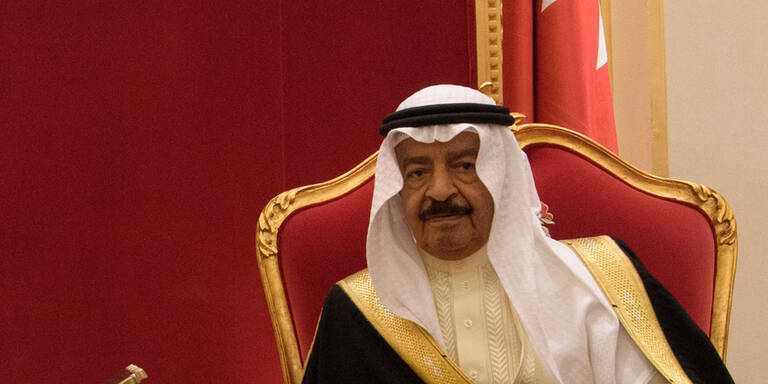Bahrains Regierungschef mit 84 Jahren gestorben