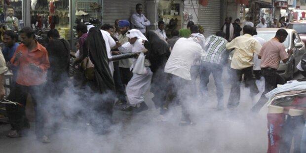 Bombenserie in Bahrain: Zwei Tote
