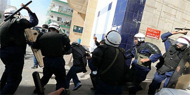 Zwei Tote bei Unruhen in Bahrain