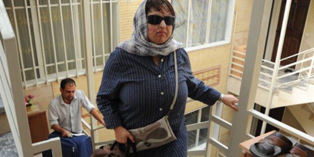 Blinde Iranerin: Geld statt Vergeltung?