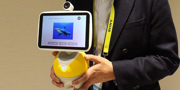 Heimroboter von Bosch & Google-Gegner