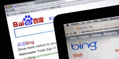 Microsoft: Bing und Baidu kooperieren