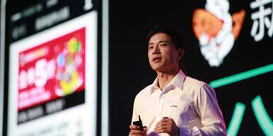 Baidu angelt sich Microsoft Top-Manager