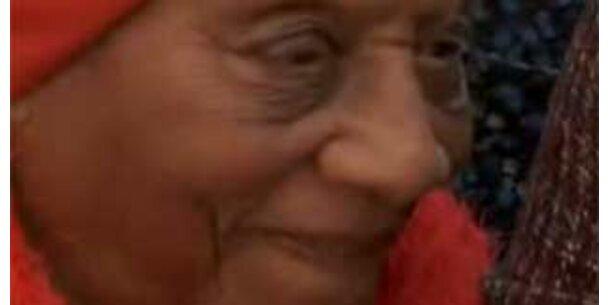 Amerikanerin ist jetzt der älteste Mensch der Welt