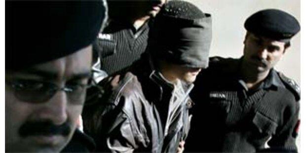 Haftbefehl nach Bhutto-Mord