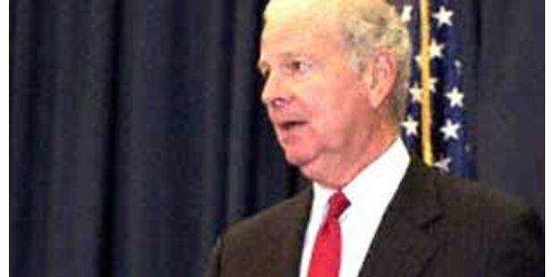 US-Kongress soll vor Kriegseinsätzen gefragt werden
