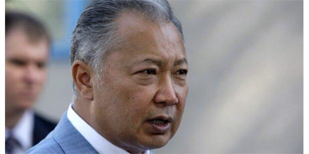 OSZE kritisiert Kirgistan-Wahl
