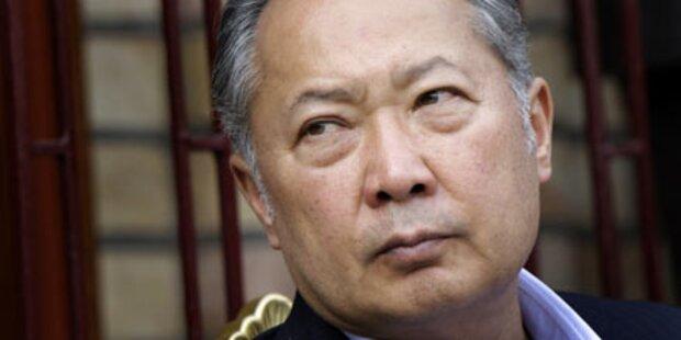 Gestürzter Präsident zu Rücktritt bereit