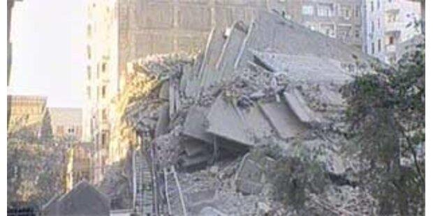 Tote und Vermisste nach Hochhauseinsturz in Baku
