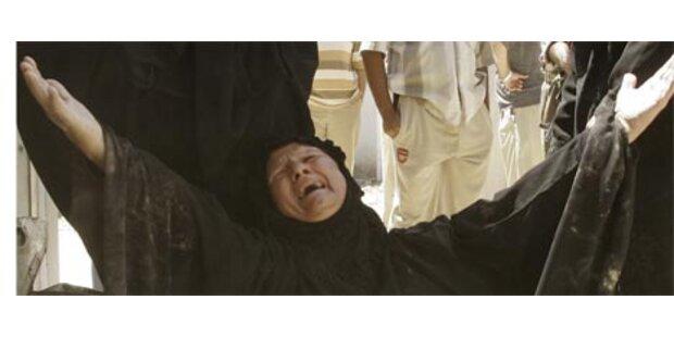 Selbstmordanschlag in Baquba wurde von Frau verübt