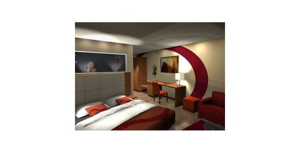 Hotel im Zeichen der vier Elemente