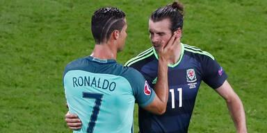 Cristiano Ronaldo knackt historische Marke
