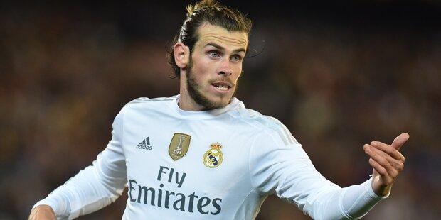 Hammer-Gerücht um Gareth Bale