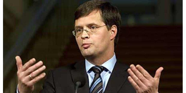 Niederlande: Koalitionsbruch abgewendet