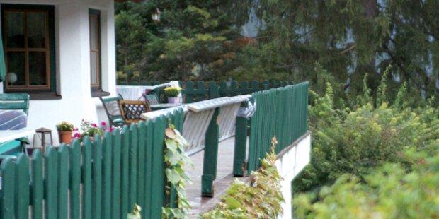 4 Mädchen stürzen von Balkon