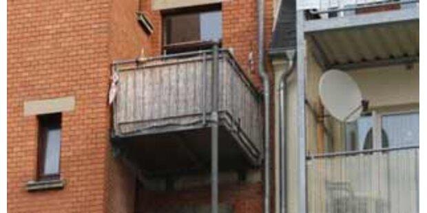 97-Jährige bei Fenstersturz tödlich verunglückt