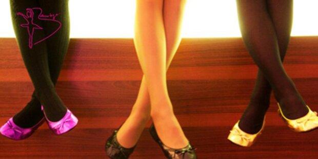 Bequeme Schuhe aus dem Automaten