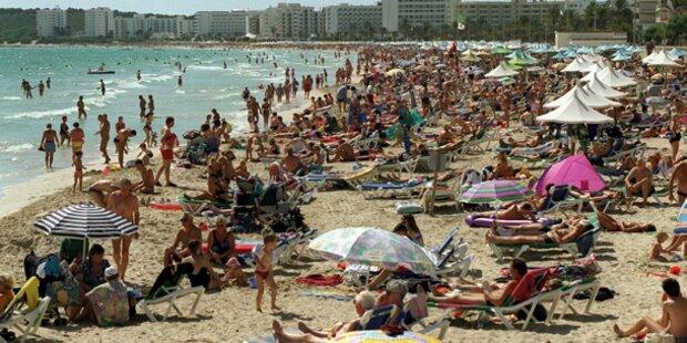 Mallorca: Heftige Strafen für Sauftouristen