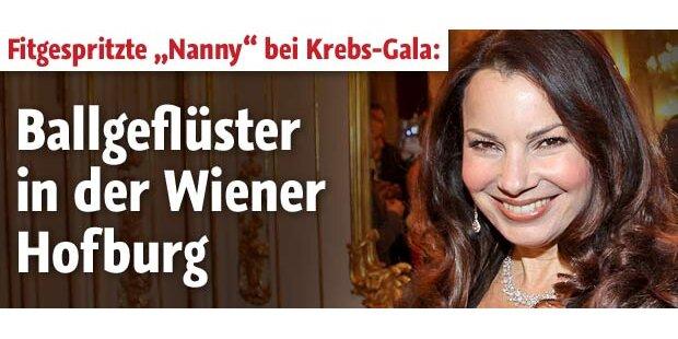 Ballgeflüster in der Wiener Hofburg