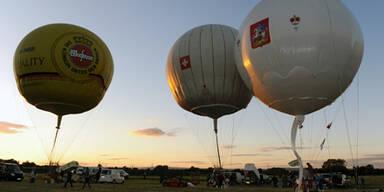 Ballonfahrer über der Adria verschwunden