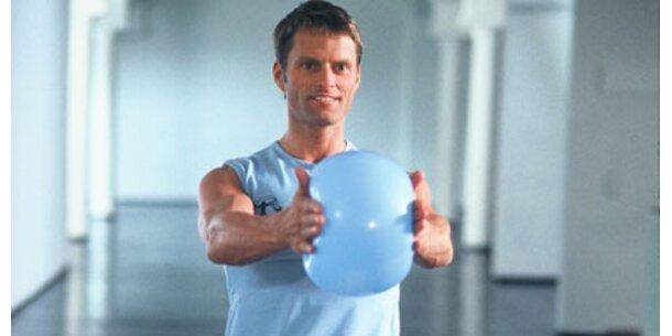 Straff und fit mit Ballooning