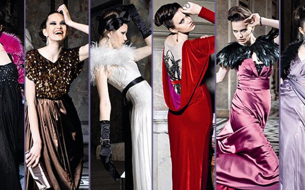 Ihr glamouröser Ballkleid-Guide 2011