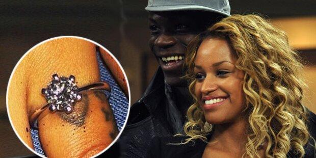 Balotelli: Zweite Verlobung mit Fanny