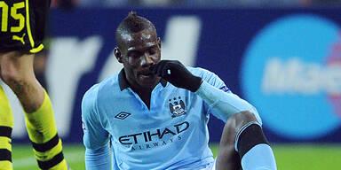 Balotelli klagt Manchester City