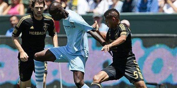 Balotelli wegen Lustlos-Kick ausgewechselt