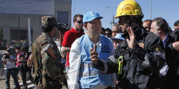 Chile spricht von 452 Todesopfern