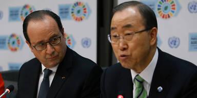175 Staaten unterzeichnen Klimaschutzabkommen