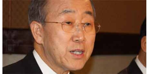 UNO-Chef fordert rasche Nahostlösung