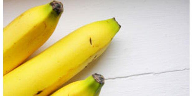 Alarm: Unsere Bananen sind in Gefahr