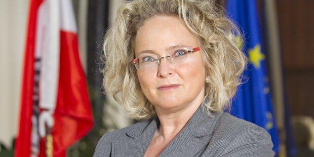 Neue Liebe für Ex-Ministerin