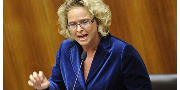 Bandion-Ortner rügt Skandal-Urteil
