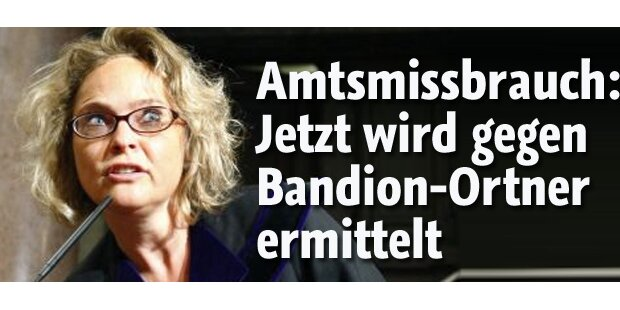 Ermittlungen gegen Bandion-Ortner