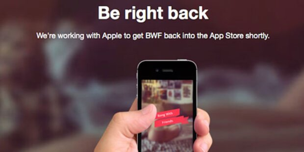 Apple kickt Facebook-Sex-App aus Appstore