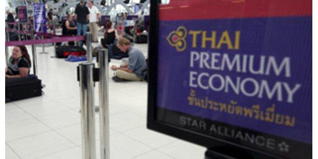 Reisebüros bieten Stornos für Thailand-Flüge an