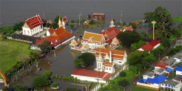 Bangkok rüstet sich für Mega-Flut