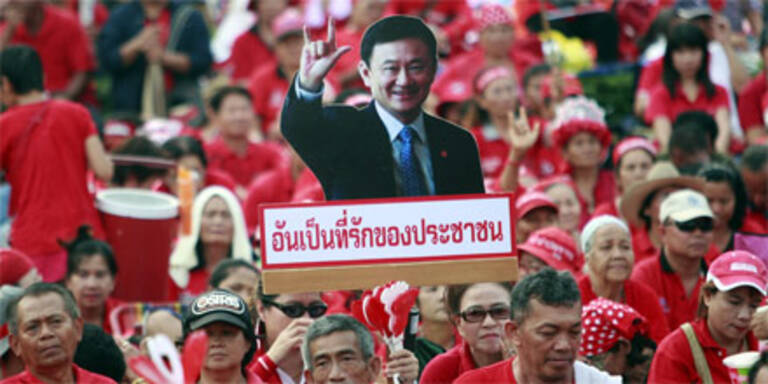 Thailand: Großdemo gegen Regierung
