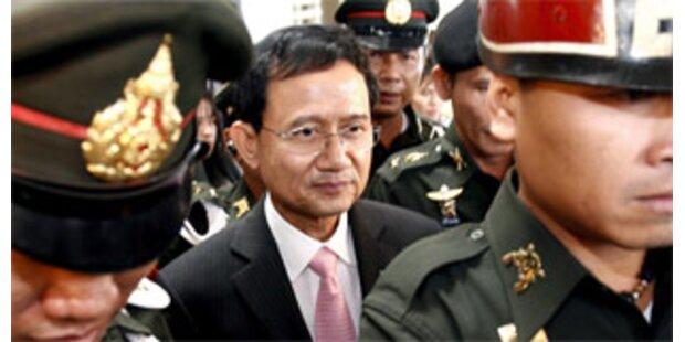 Ausnahmezustand in Thailand aufgehoben