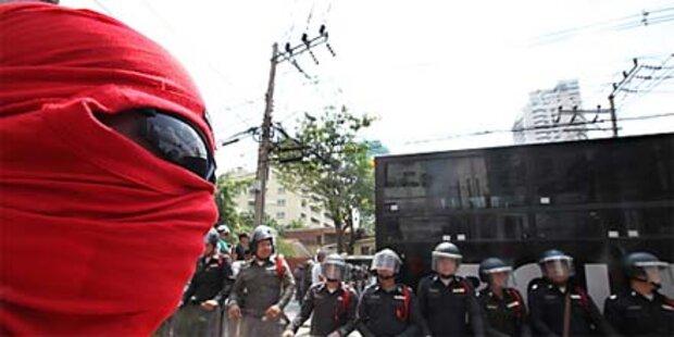 Thailands Regierungschef heizt Konflikt an