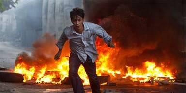 Krieg in der Todeszone von Bangkok