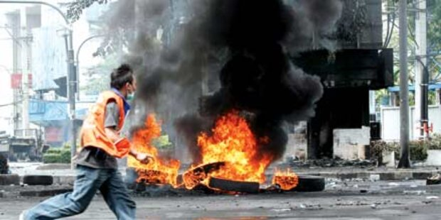 Thailand-Krise: Jetzt droht das Massaker